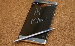Chuyên trang DisplayMate đánh giá Galaxy Note 7 có màn hình hiển thị xuất sắc nhất, phá vỡ nhiều kỷ lục