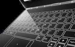 Lenovo ra mắt Yoga Book, laptop đầu tiên trên thế giới không có bàn phím vật lý