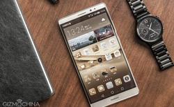 Ảnh dựng và thông số kỹ thuật của smartphone không cạnh màn hình Huawei Mate 9 tiếp tục lộ diện