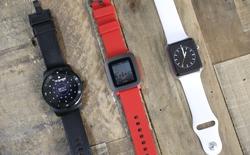 Kỳ lạ không ai biết thị trường smartwatch rốt cuộc đang đi lên hay lao dốc?