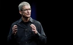 Tim Cook gửi tâm thư trấn an nhân viên Apple sau chiến thắng của Tổng thống Donald Trump