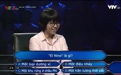 """Từ khóa """"El Nino là gì"""" được tìm kiếm nhiều nhất tại Việt Nam sau chương trình Ai là triệu phú"""