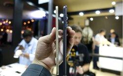 Smartphone đang ngày càng mỏng, nhưng trong năm 2017 chúng có thể mỏng hơn nữa không?