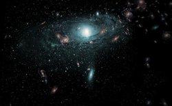 """Phát hiện bất ngờ cụm thiên hà lớn nhất vũ trụ """"nằm ngay cạnh"""" Trái đất"""