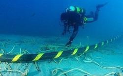 Ngày 24/8 mới hoàn tất sửa chữa tuyến cáp quang biển AAG