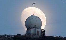 Những hình ảnh siêu trăng lớn nhất 70 năm