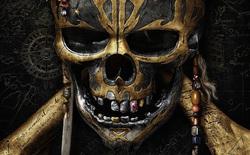 """Thuyền trưởng Jack Sparrow chính thức trở lại trong Pirates of the Caribbean 5 - """"Dead Men Tell No Tales"""""""