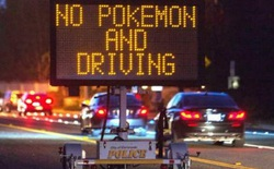 Các nước trên thế giới đối phó với nguy hiểm mà Pokemon Go có thể gây ra như thế nào?