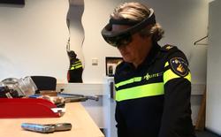 Cảnh sát Hà Lan trang bị kính HoloLens của Microsoft, đưa AR vào ứng dụng trong nhiệm vụ như RoboCop