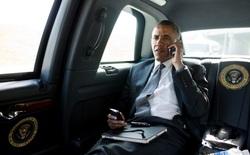 Tổng thống Obama chính thức chia tay chiếc BlackBerry