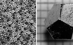 Giả tinh thể siêu hiếm được phát hiện trong thiên thạch tại Nga