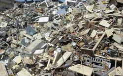 Cảnh báo mối nguy hiểm từ rác thải điện tử