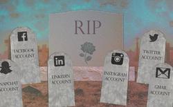 Mỹ đã có luật xác định những gì sẽ xảy ra với tài khoản Facebook của một người khi chết