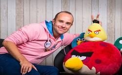 Angry Birds suy thoái, muốn câu người lớn để cứu vãn