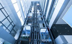 Lại thêm một giải pháp cực kỳ sáng tạo nữa về thang máy: Thang máy đôi
