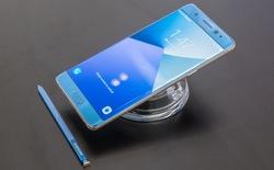 Samsung Việt Nam khẳng định sẽ không khóa mạng Galaxy Note7, tuy nhiên bạn vẫn nên hoàn trả máy ngay