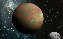 Phát hiện thiên văn mới: Sao Diêm Vương có thể phát ra tia X