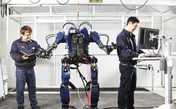 Hyundai công bố bộ giáp robot giúp bạn có sức mạnh như của siêu anh hùng