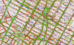 Một anh chàng đã lập Bản đồ wi-fi quanh khu phố nhà mình và đưa lên Google Maps