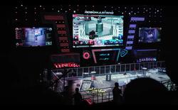 Người Trung Quốc vừa tái hiện cả giải đấu Liên Minh Huyền Thoại đời thực, nhưng dành cho robot