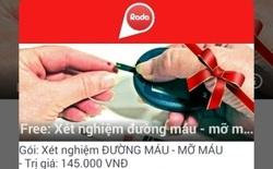 Không cần đi đâu cả, startup Việt sẽ giúp bạn xét nghiệm máu ngay tại nhà