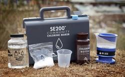 Thiết bị siêu nhỏ này có khả năng lọc nước sạch ngay lập tức cho 200 người chỉ trong 1 ngày