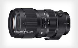 Bất ngờ lộ ống kính Sigma đa dụng với khẩu độ mở siêu lớn