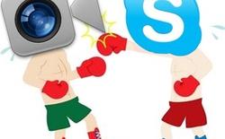 Chỉ nâng cấp một tính năng cho Skype, Microsoft lại một lần nữa vượt mặt Apple