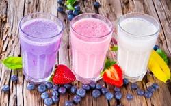 10 loại sinh tố giàu protein hơn hai quả trứng cho bữa sáng