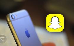 Bloomberg: Apple đang phát triển phần mềm Snapchat của riêng mình