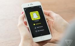 Snapchat trên iPhone vừa cập nhật một tính năng cực kì thú vị