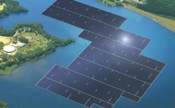 Nhật Bản tiến hành xây dựng nhà máy điện Mặt Trời nổi lớn nhất thế giới