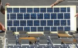 Pháp sẽ xây dựng 1000km đường bộ từ pin Mặt Trời
