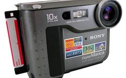 """Sony Mavica - Hãy xem máy ảnh """"xịn"""" năm 1999 lưu ảnh như thế nào?"""