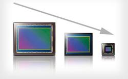 Mảng kinh doanh cảm biến ảnh của Sony đang dần chậm lại