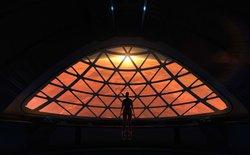 Nếu đây là bên trong tàu vũ trụ của Elon Musk đến Sao Hỏa, bạn có muốn đi không?