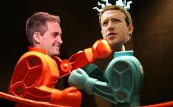 Không phải Google, đây mới thực sự là đối thủ xứng tầm của Facebook