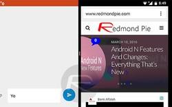 Android N vay mượn 5 tính năng từ iOS