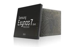 Samsung bắt đầu sản xuất đại trà chip giá rẻ Exynos 7570: quy trình 14nm, tăng khả năng tiết kiệm pin