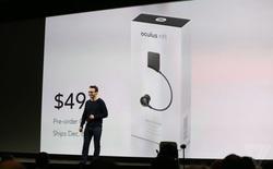 Oculus ra mắt tai nghe chất lượng cao mới, giá 49 USD