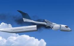 Khoang máy bay tự tách rời kiểu mới có thể cứu sống nhiều hành khách khi gặp sự cố