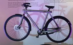 Đến siêu trộm cũng phải dè chừng chiếc xe đạp thông minh này