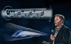Ấn Độ hào phóng tặng đất cho Elon Musk để làm tàu siêu tốc Hyperloop