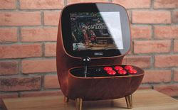 """Đây là chiếc máy chơi game sẽ """"đốn ngã"""" trái tim của những game thủ hoài cổ"""