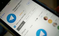 Ứng dụng chat Telegram cập nhật nhiều tính năng mới, cho phép người dùng chỉnh sửa tin nhắn sau khi gửi