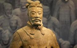 Bằng chứng mới có thể viết lại hoàn toàn lịch sử của các chiến binh đất nung trong lăng Tần Thủy Hoàng