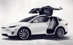 Model X là minh chứng cho thấy Tesla chưa đủ sức giết Toyota, VW hay Mercedes