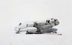 Nghĩa Địa Tuyết - Nơi yên nghỉ của hàng chục máy bay và tàu ngầm từ thời Chiến Tranh Lạnh