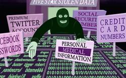 Chợ đen online - nơi tài khoản và thông tin của bạn được bày bán như tôm cá
