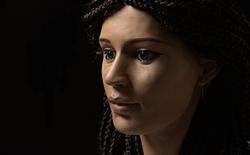 Tái tạo lại khuôn mặt của người phụ nữ Ai Cập xinh đẹp sống cách đây 1.500 năm